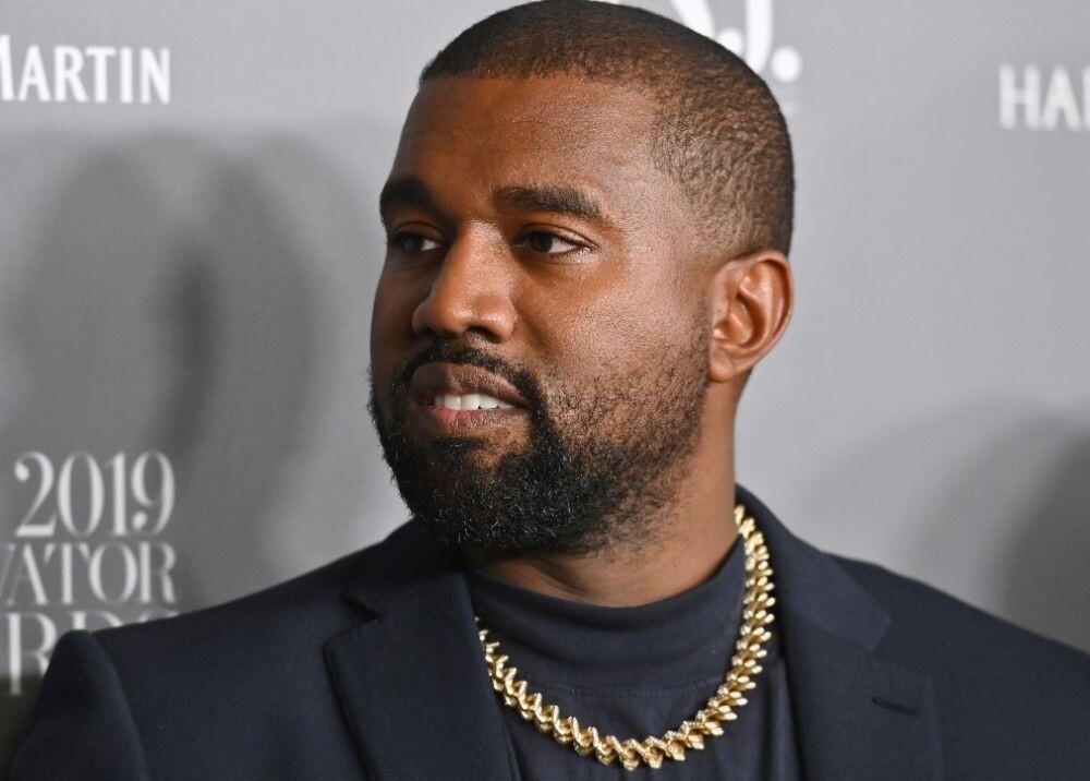 370444_Kanye West / AFP