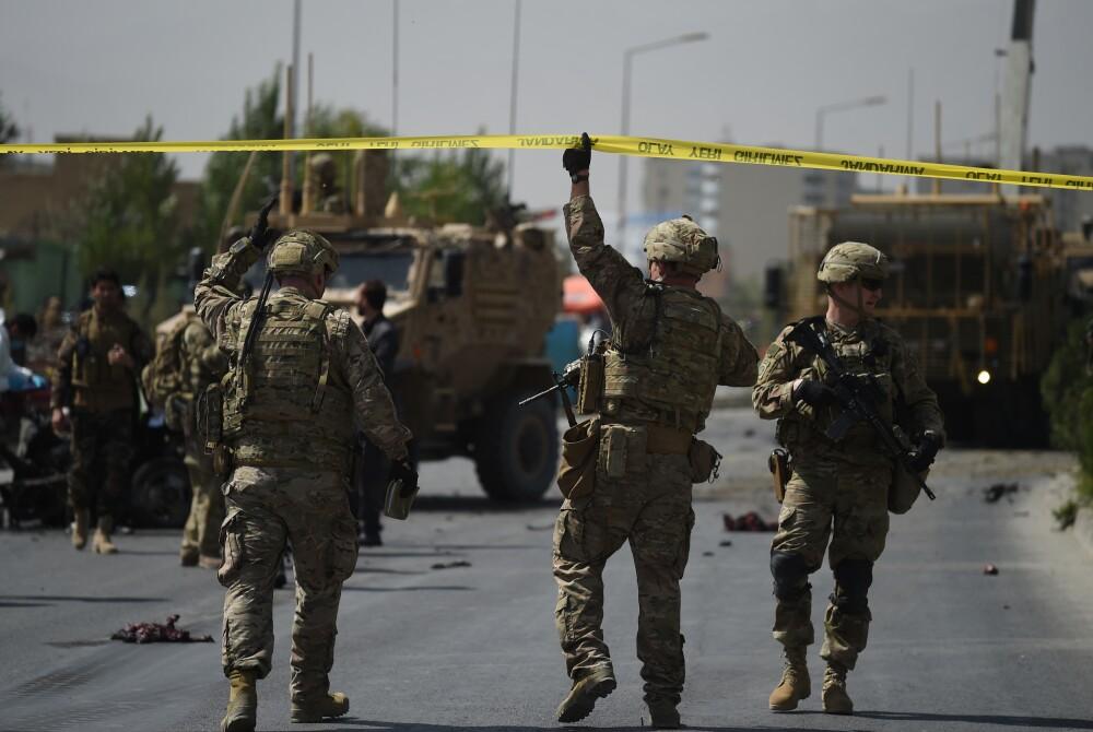 292662_BLU Radio. Atentado en Kabul // Foto: AFP