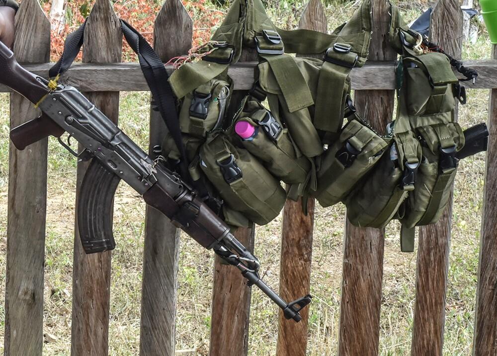 145533_BLU Radio. referencia guerrilla / Foto de referencia: AFP