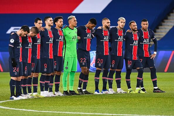 PSG, equipo francés