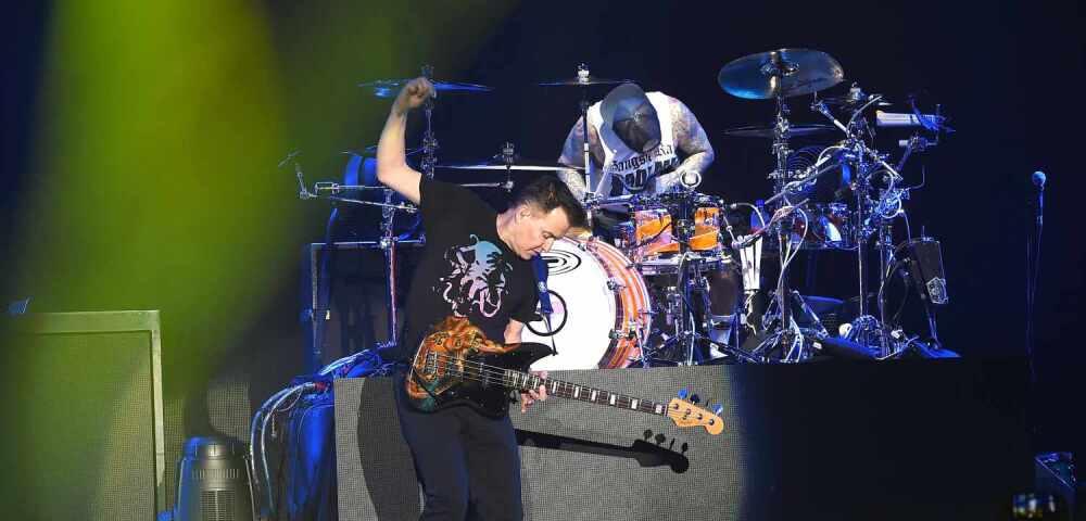 Mark Hoppus, de Blink-182