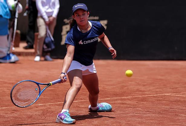 Jessica Plazas será una de las colombianas en la fase de clasificación de la Copa Colsanitas.