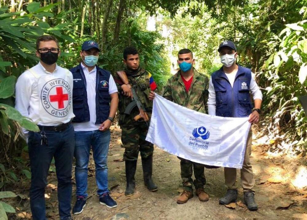 liberacion de soldado secuestrado en el Catatumbo.jpg