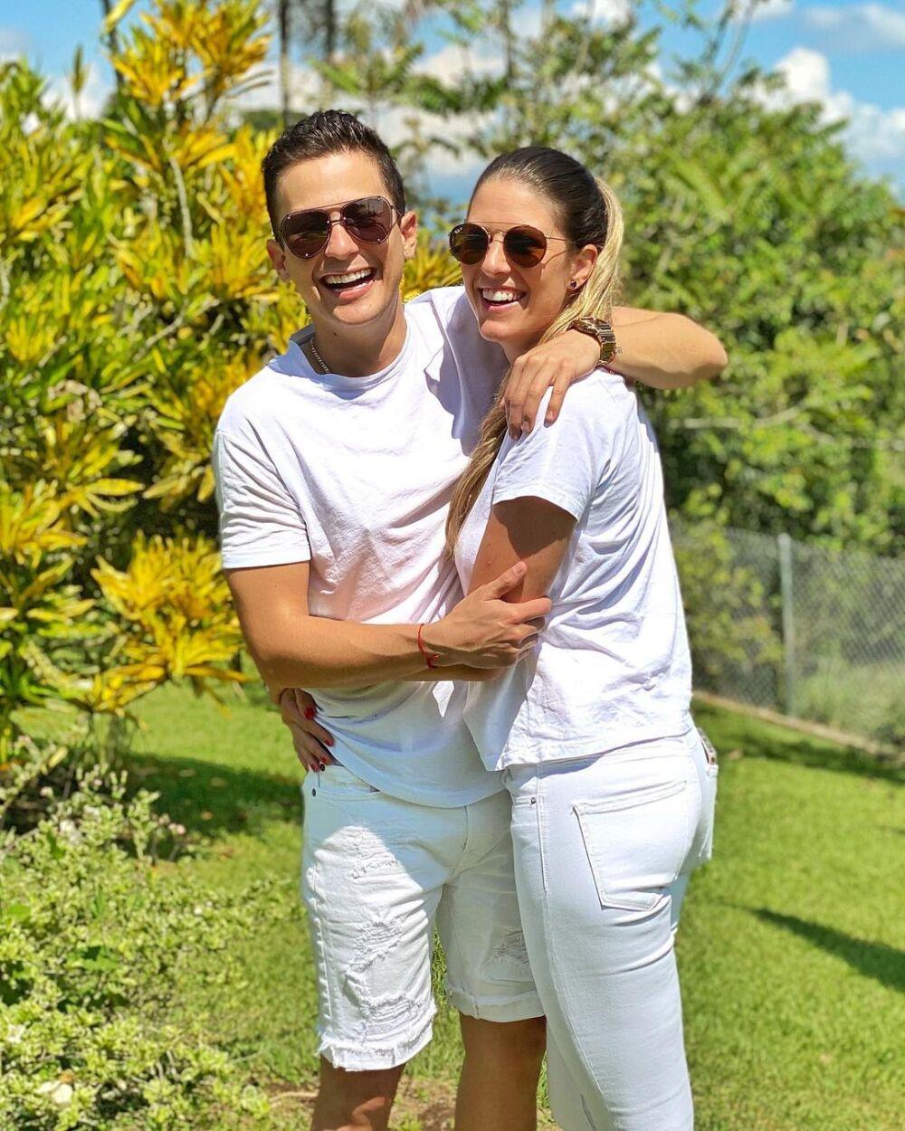 Sebastián Vega y su familia dieron positivo para COVID-19.