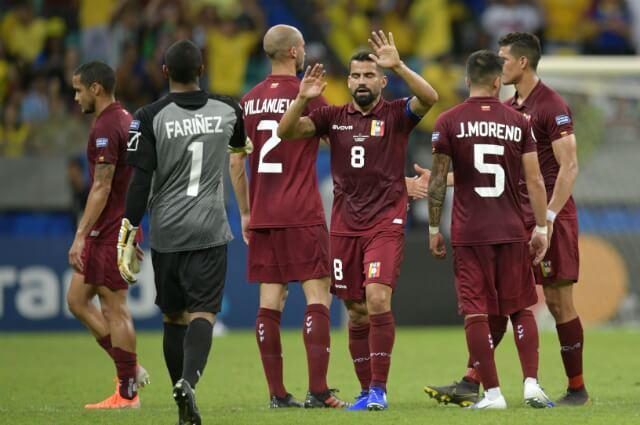 332659_Venezuela debuta con Colombia en las Eliminatorias