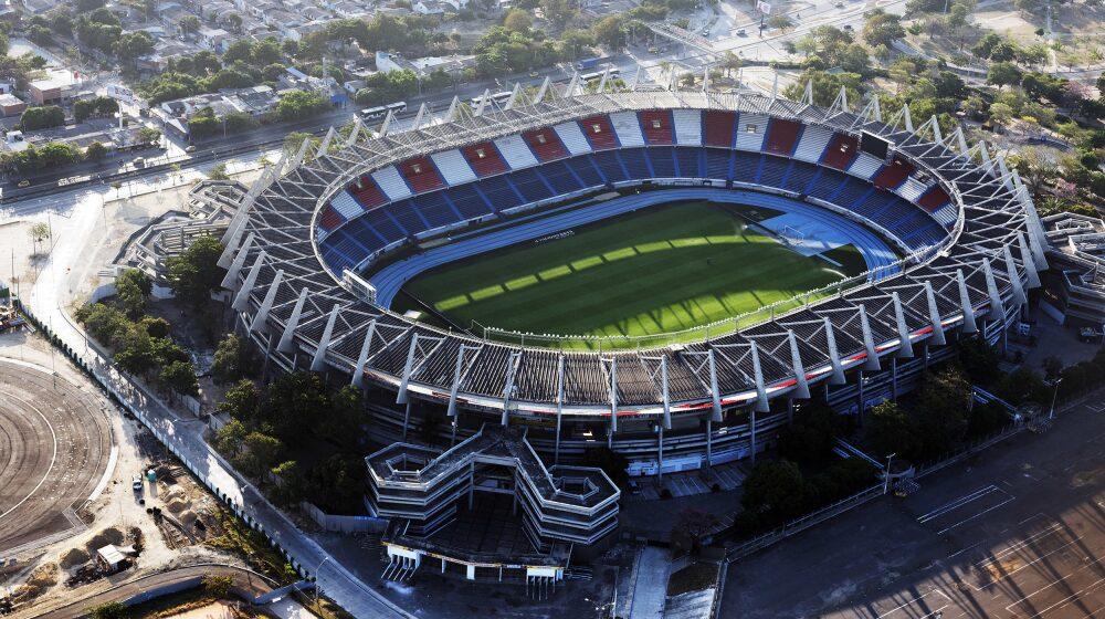 337553_Blu Radio/ Estadio Metropolitano. Foto: Alcaldía de Barranquilla