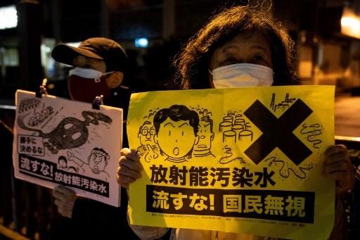 Japón verterá agua contaminada de Fukushima en el océano Pacífico