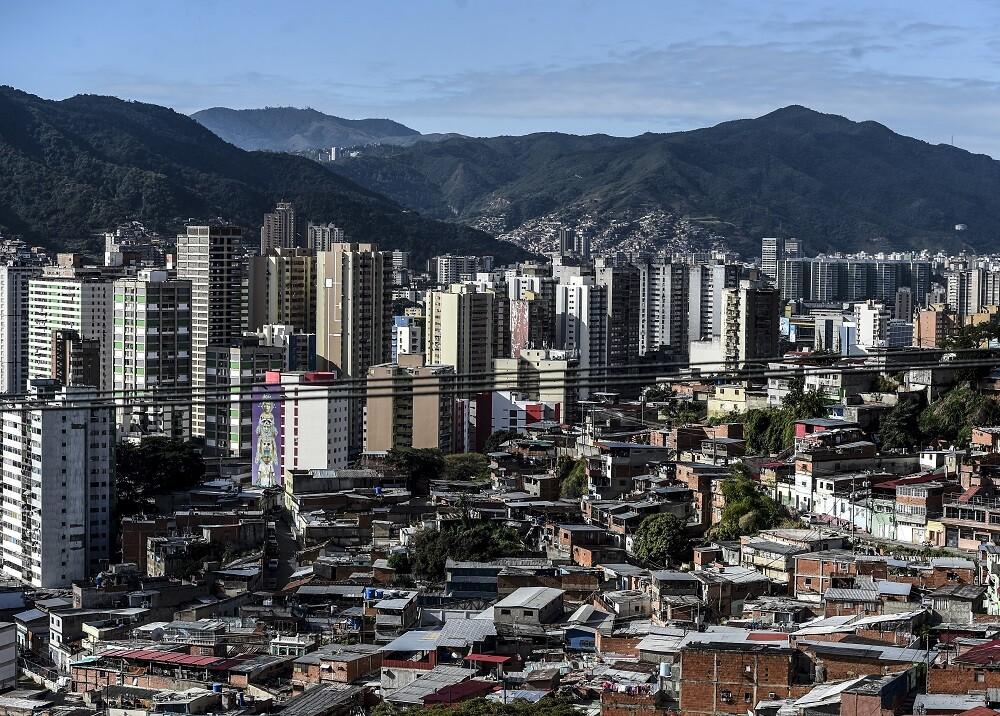 328349_BLU Radio. Caracas Venezuela / Foto: AFP