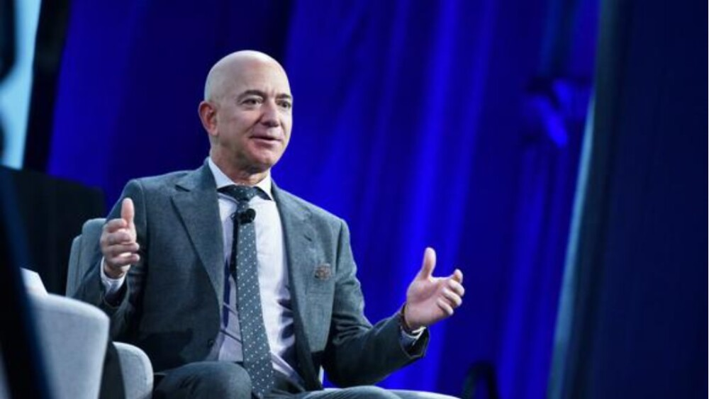 Jeff Bezos - 2 de febrero