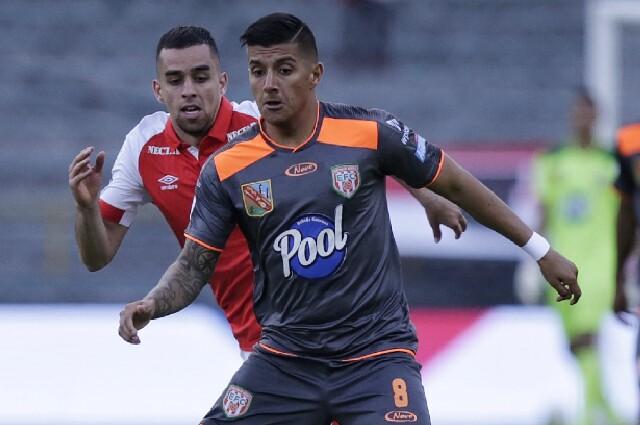 Yeison Guzmán, jugador del Envigado