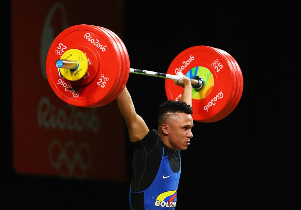 Weightlifting - Olympics: Day 4