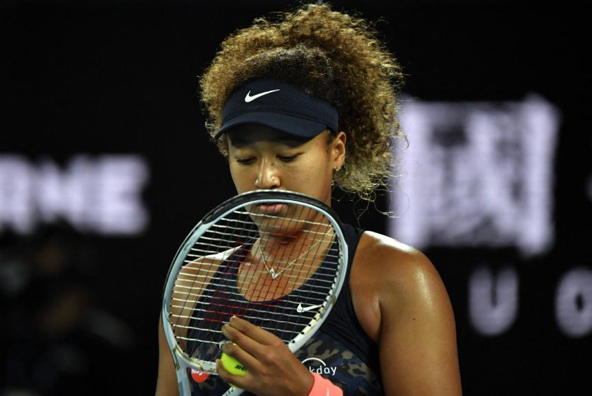 Todavía no se sabe si Naomi Osaka estará en Wimbledon.