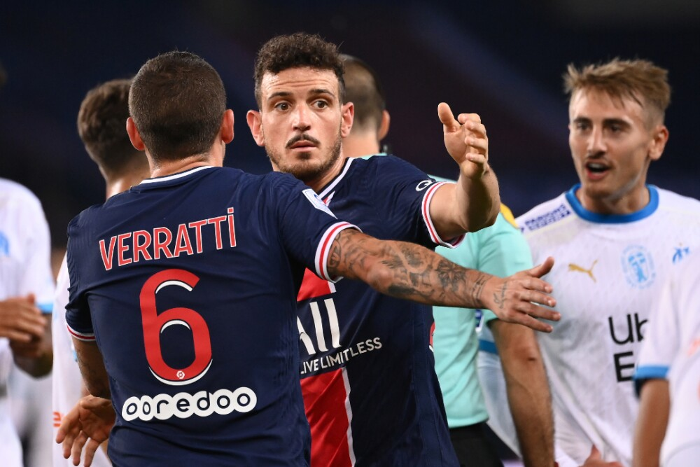 Jugadores del PSG vs Marsella 130920 AFP E.jpg