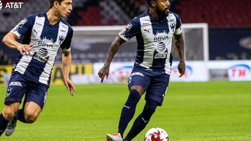Dorlan Pabón, Monterrey vs. América