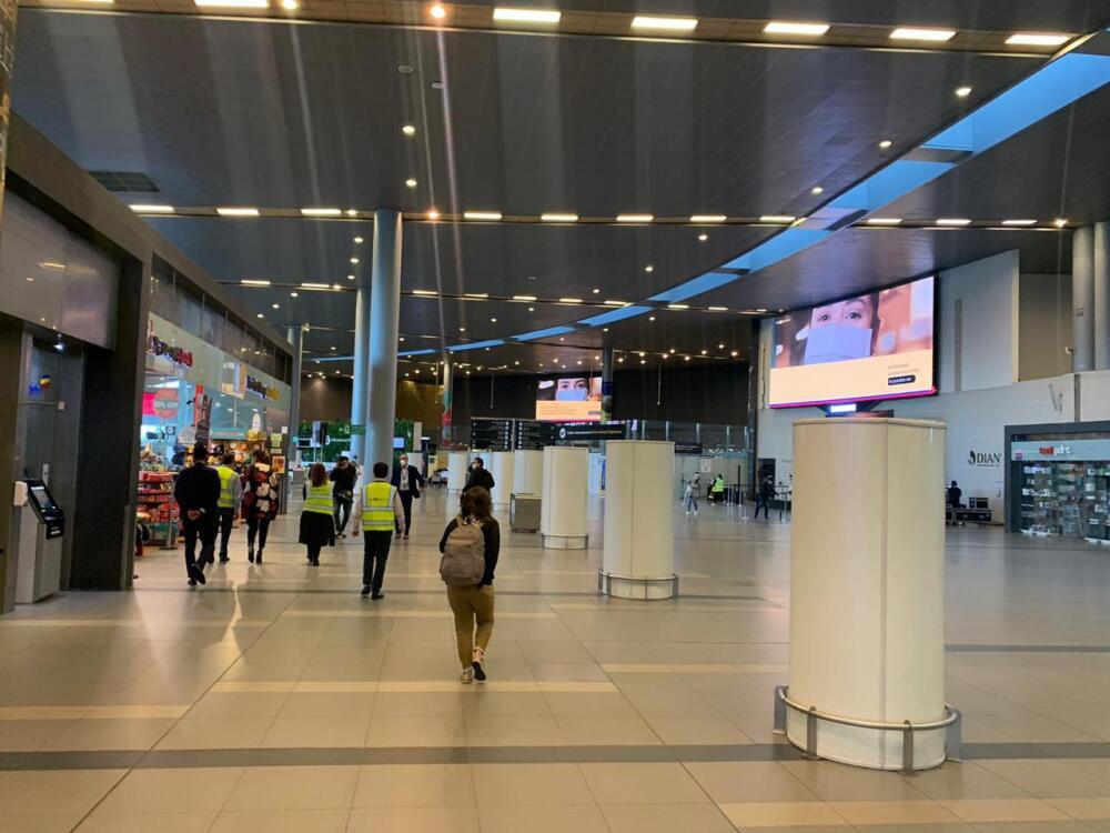 376158_Aeropuerto El Dorado, Foto: Cortesía