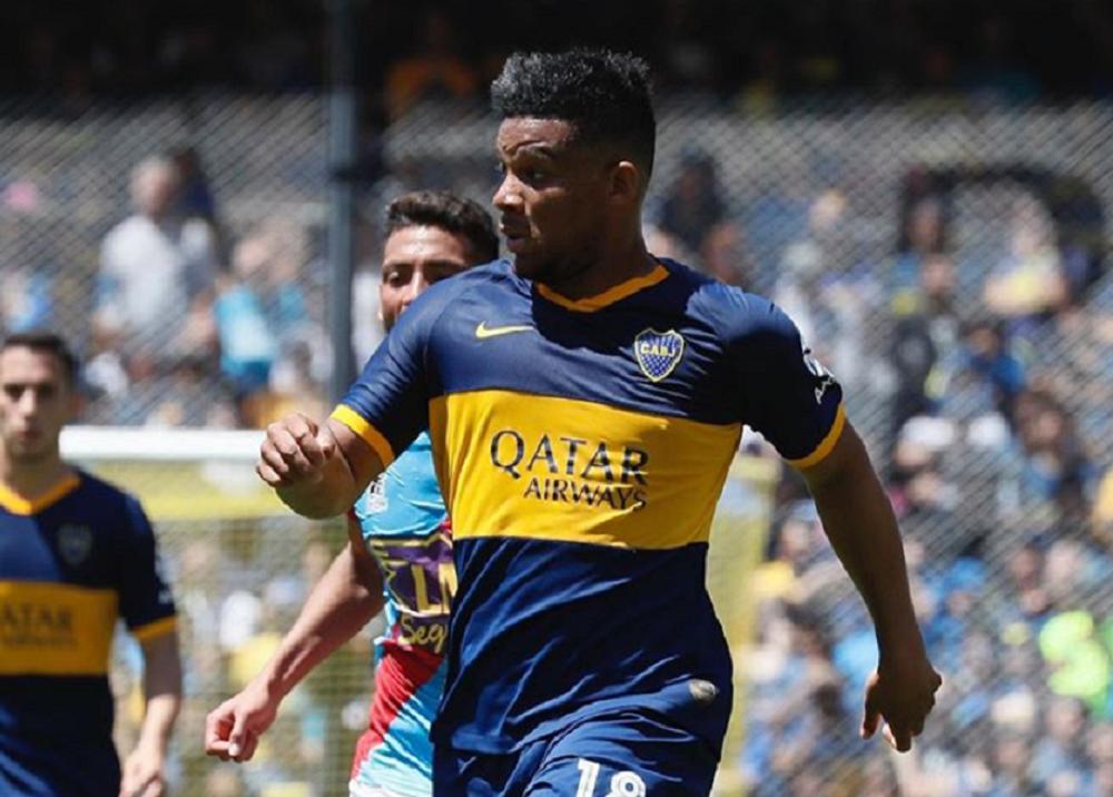 347575_Frank Fabra // Foto: Boca Juniors