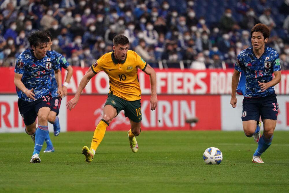 Japón vs Australia