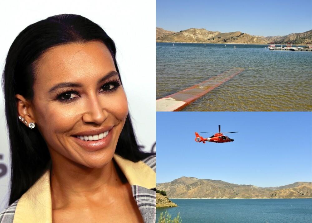 370571_Conmoción por desaparición de la actriz Naya Rivera en un lago - Fotos AFP