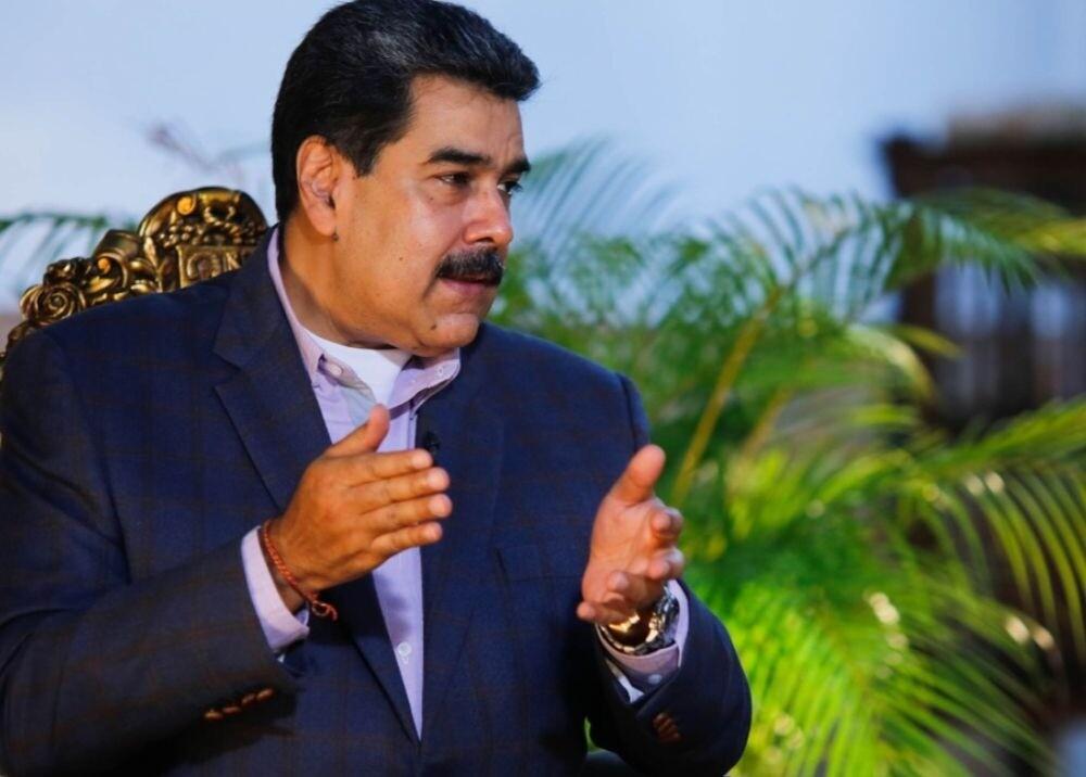 376192_Nicolás Maduro / AFP