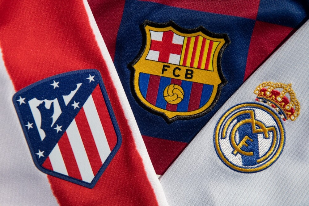Atletico Barcelona Real Madrid 050421 Getty Images E.jpg