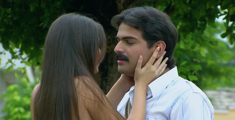 Rafael Orozco y Clara Cabello