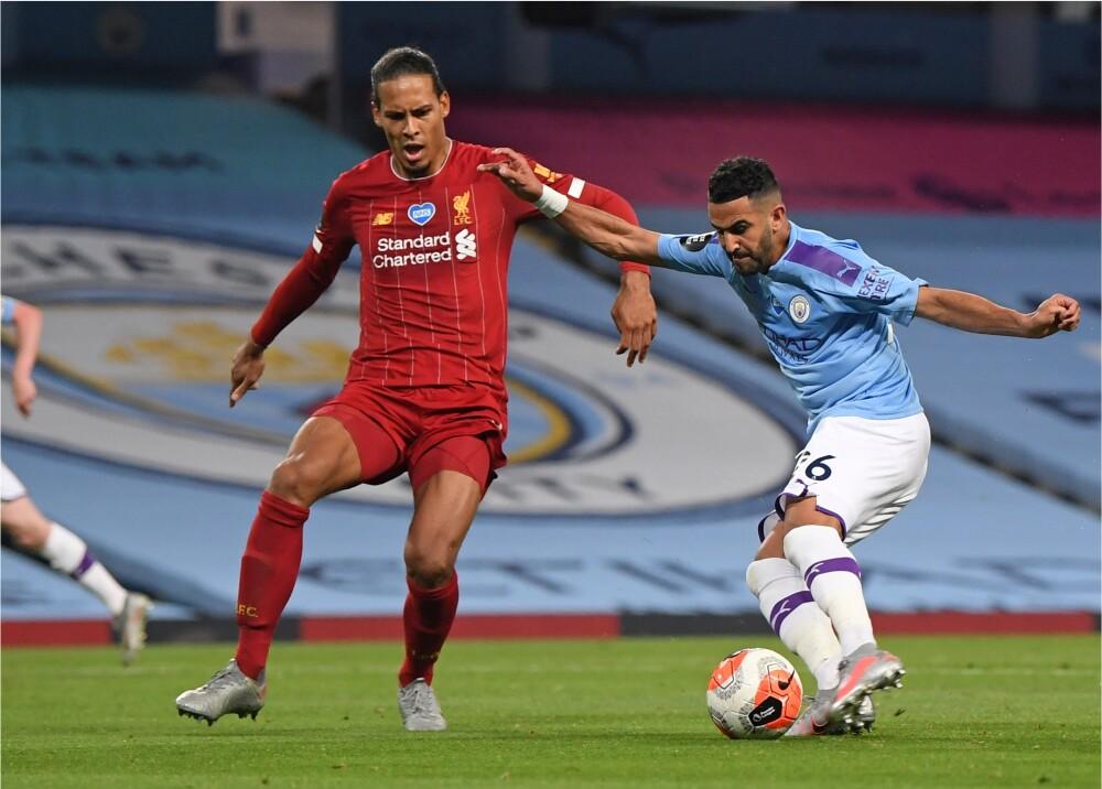 369743_Manchester City_Liverpool // Foto: AFP
