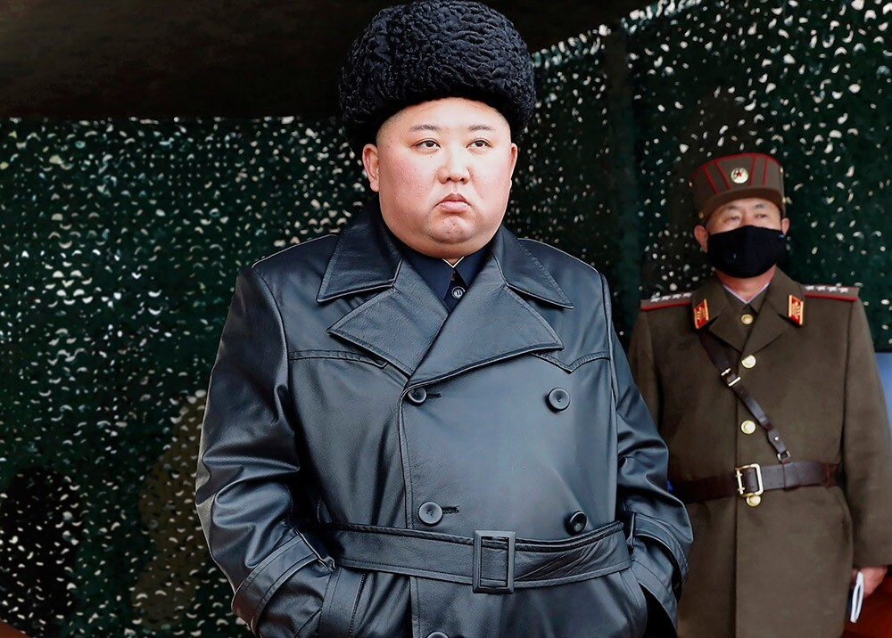 361936_Kim Jong-un / Foto: AFP