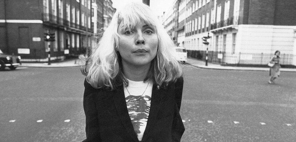 646299_Debbie Harry, de Blondie. Foto: Graham Morris (Getty Images).