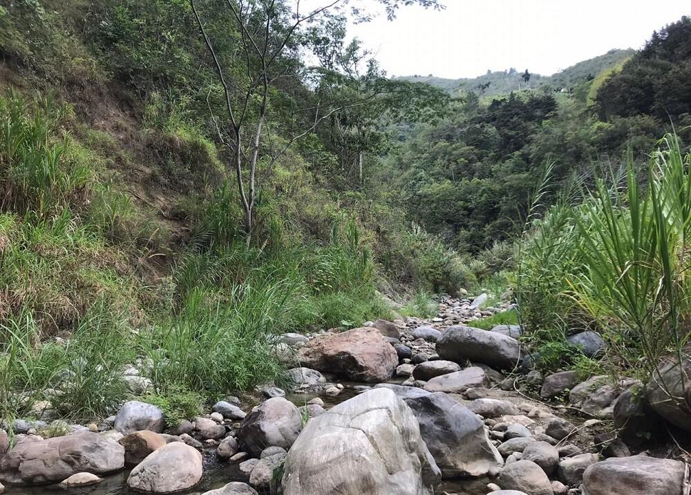 372705_BLU Radio. Sequía río Tona, Santander / Foto: BLU Radio