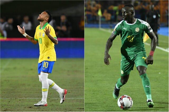 322657_Neymar y Sadio Mané