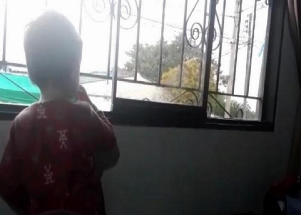 359510_BLU Radio. Niños socorro cumplen cuarentena / Foto: captura video