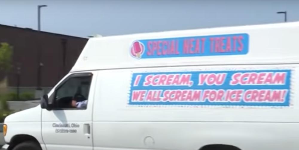 Compró un camión de helados para que sus hijos con síndrome de Down pudieran trabajar