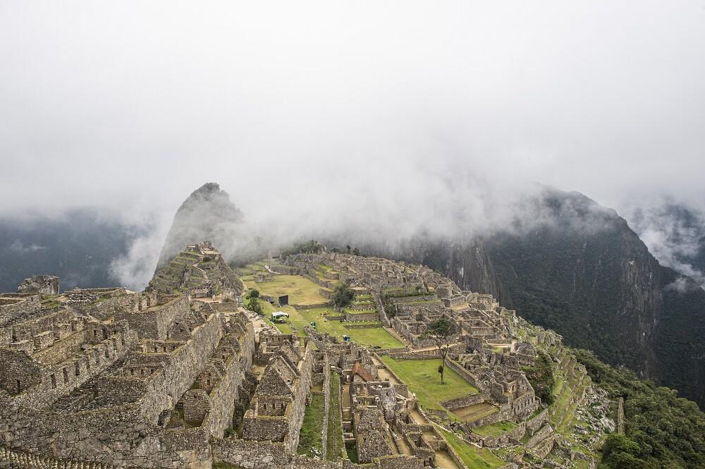 PERU-HEALTH-VIRUS-TOURISM-MACHU PICCHU-REOPENING