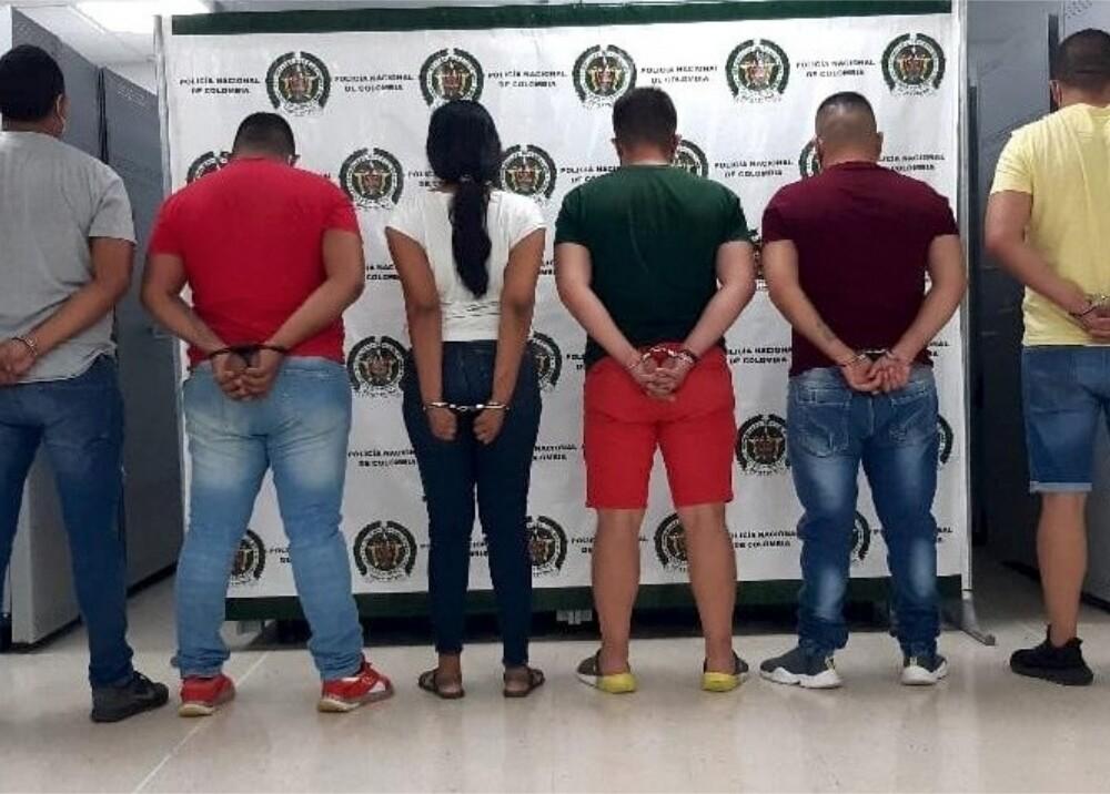 Funcionarios capturados Foto_ Policía Nacional.jpg