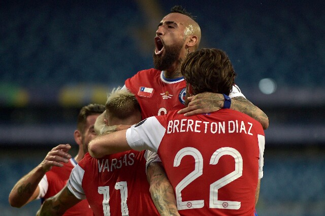 Selección de Chile, Eliminatorias Sudamericanas