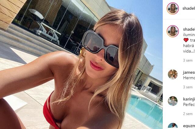 Shannon de Lima, modelo venezolana