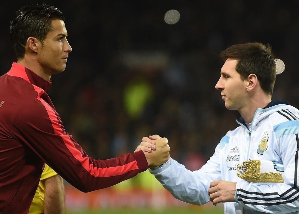 318731_BLU Radio. Cristiano Ronaldo y Lionel Messi / Foto: AFP.