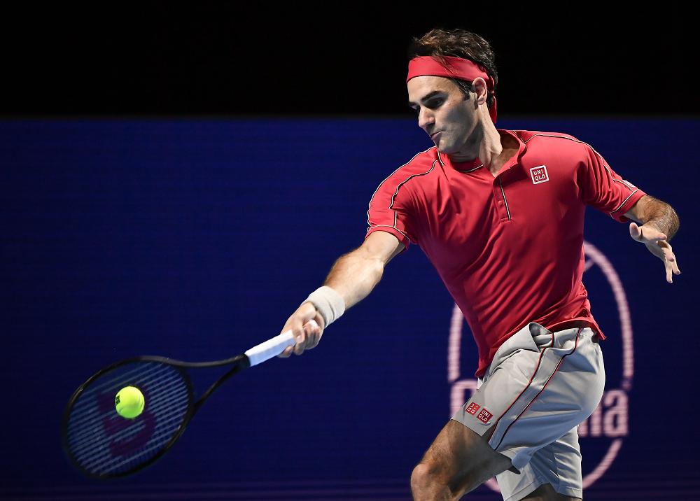 346441_BLU Radio. Roger Federer // Foto: AFP