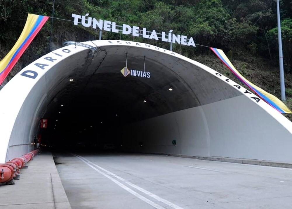 377121_Túnel de La Línea // Foto: Invías