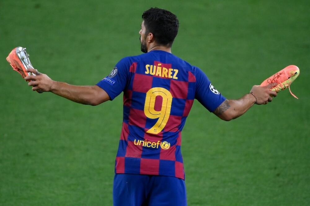 Luis Suárez, jugador Barcelona