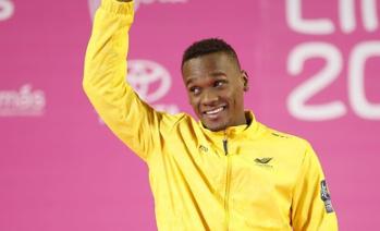 Santiago Rodallegas representará a Colombia en los Juegos Olímpicos de Tokio 2020.