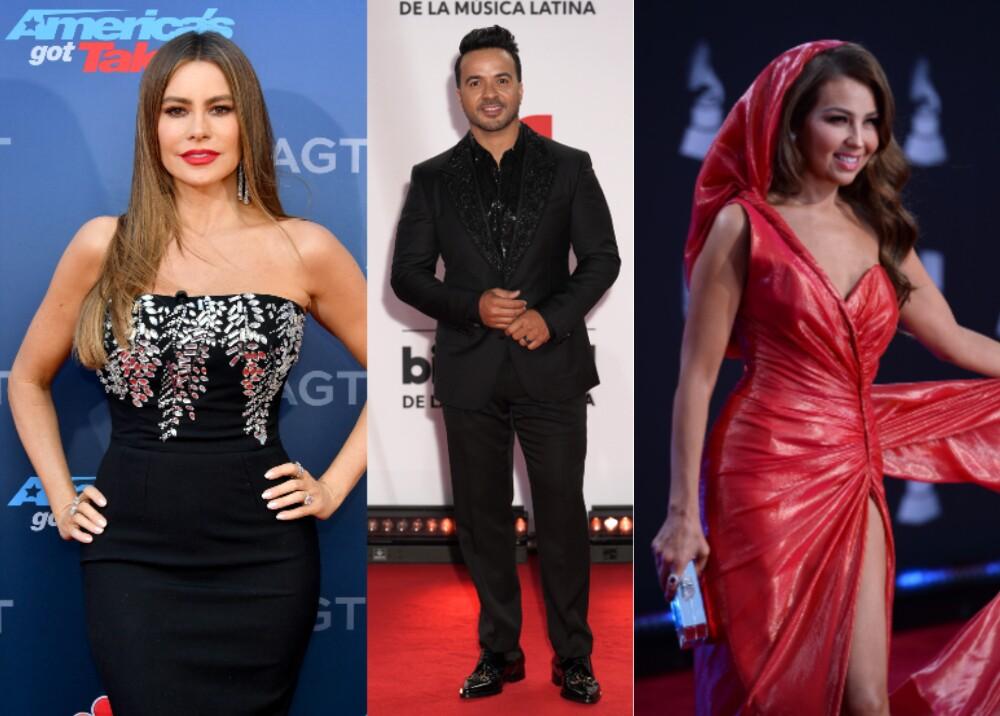 Estrellas latinas despiden un fatal 2020 y agradecen la llegada del nuevo año