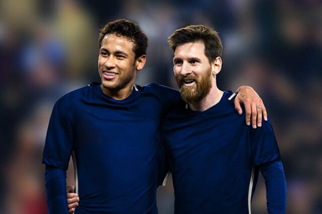 330271_Neymar y Lionel Messi