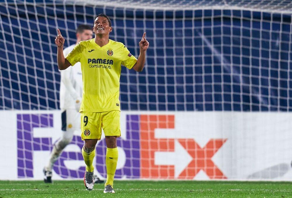 Carlos Bacca, futbolista del Villarreal