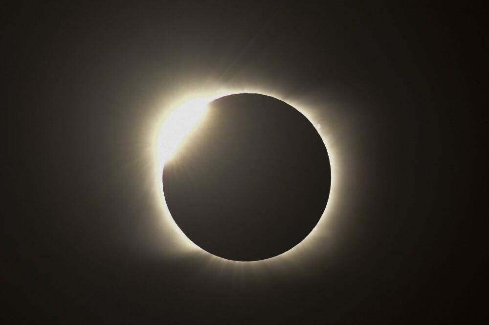 Eclipse Total de Sol en Chile y Argentina 13 de diciembre 2020