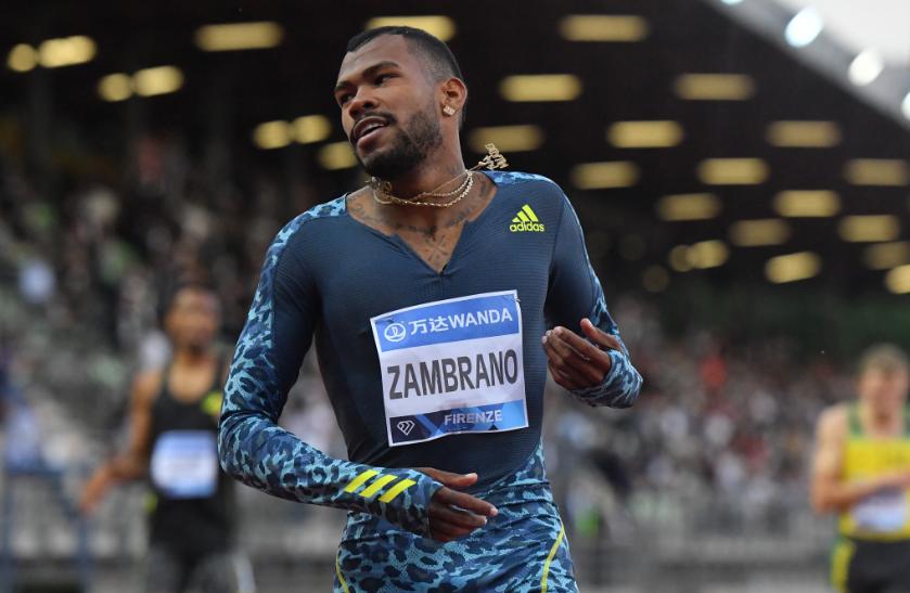 Anthony Zambrano representará a Colombia en los Juegos Olímpicos de Tokio.