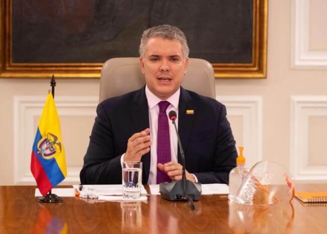 364995_Iván Duque // Foto: Presidencia