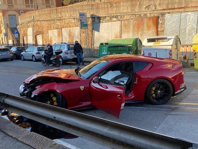 Ferrari de Federico Marchetti