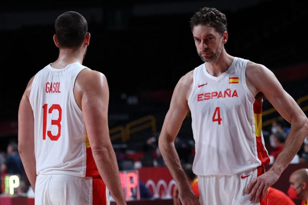 Equipo de baloncesto de España