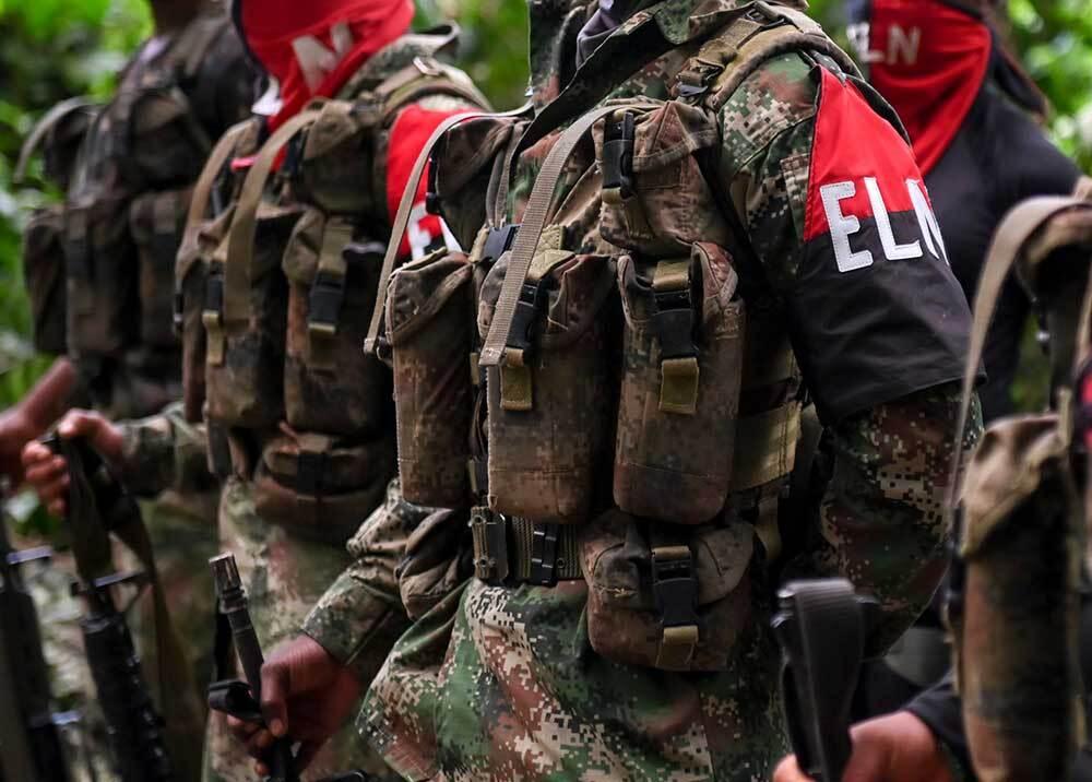 337041_BLU Radio // ELN // Foto: AFP